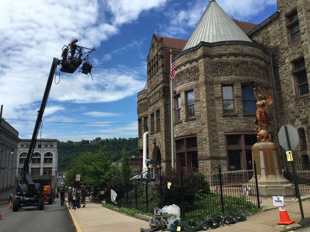 Home Pittsburgh Film Office - Banshee Pennsylvania On Us Map