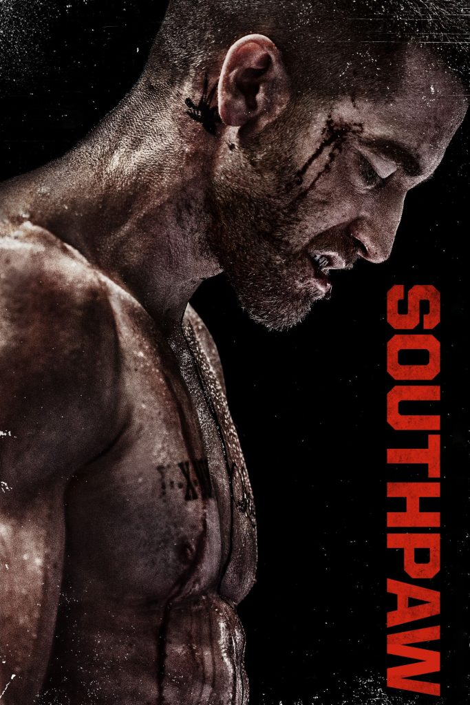"""Poster for the movie """"Southpaw"""""""