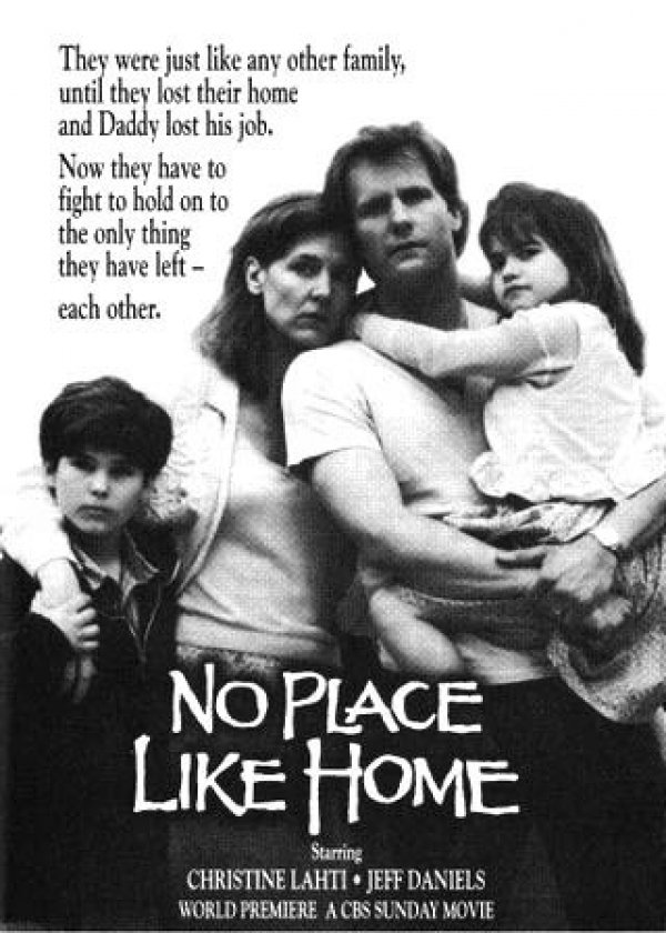 """Poster for the movie """"No Place Like Home"""""""