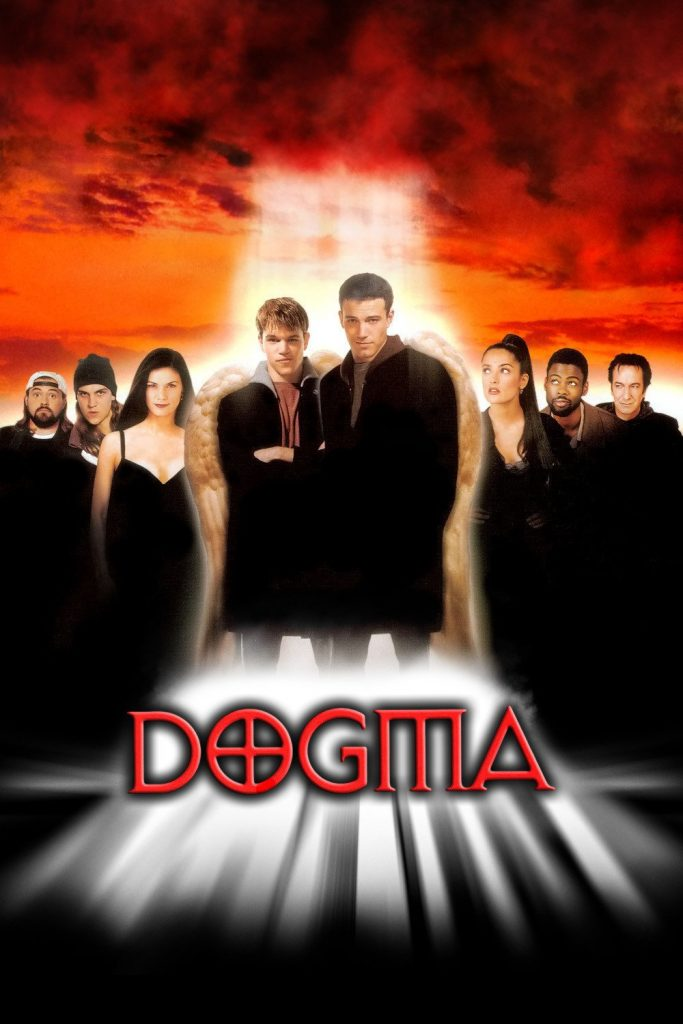 """Poster for the movie """"Dogma"""""""