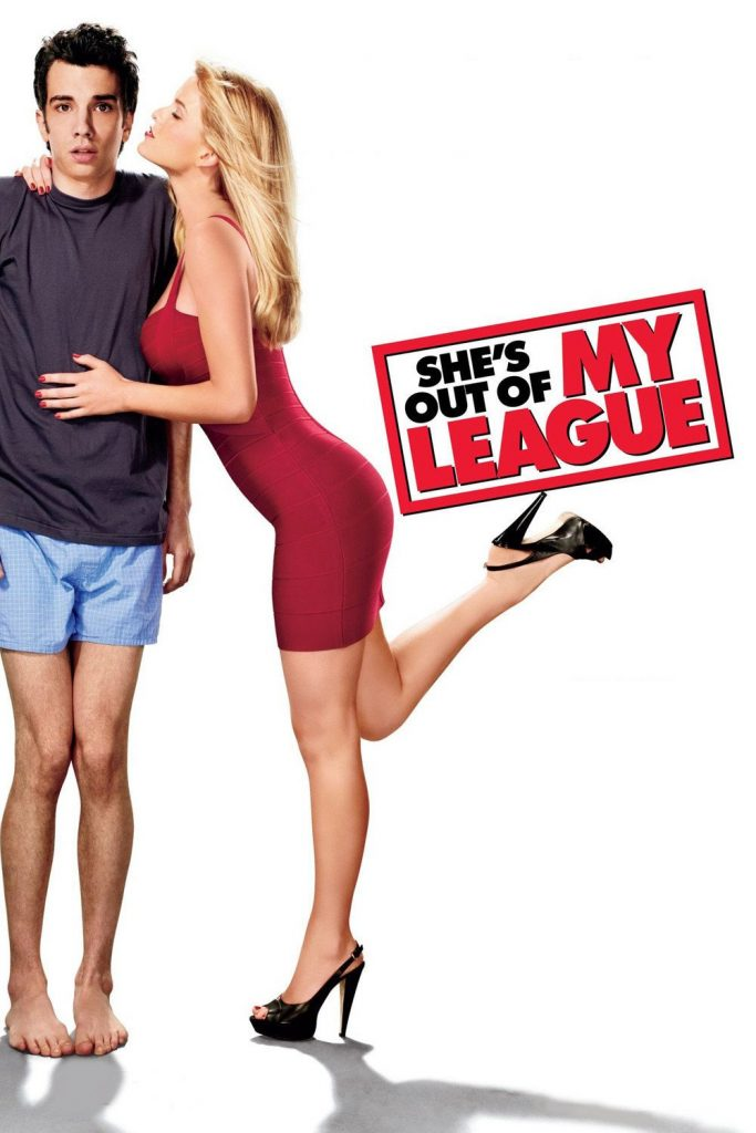 """Poster for the movie """"She's Out of My League"""""""