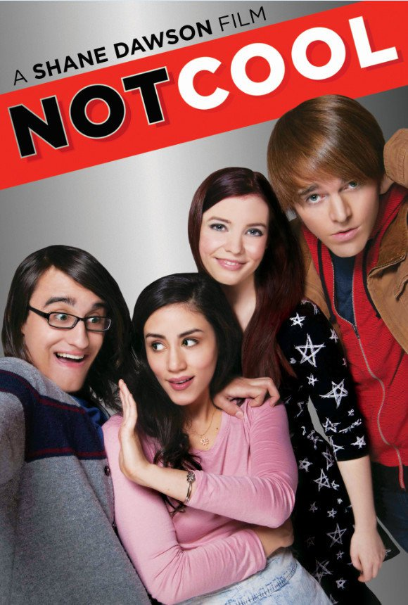 """Poster for the movie """"Not Cool"""""""