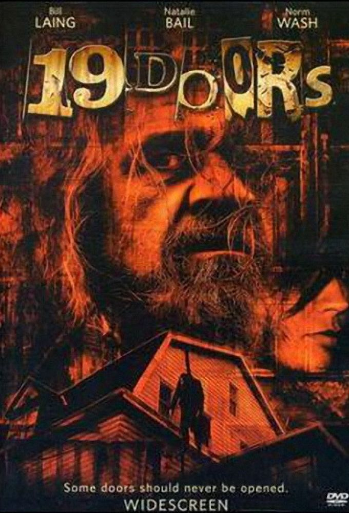 """Poster for the movie """"19 Doors"""""""