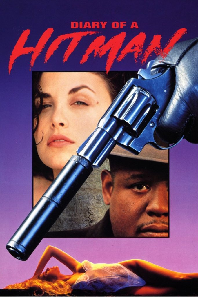 """Poster for the movie """"Diary of a Hitman"""""""